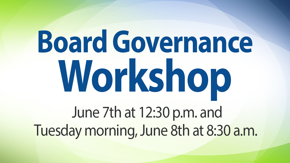 BPU Board Governance Workshop