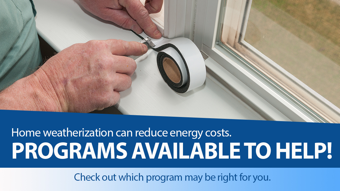 Home Weatherization Can Lower Utility Costs This Winter